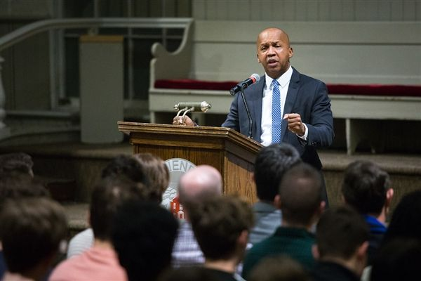"""""""American Injustice"""" An Evening with Bryan Stevenson"""