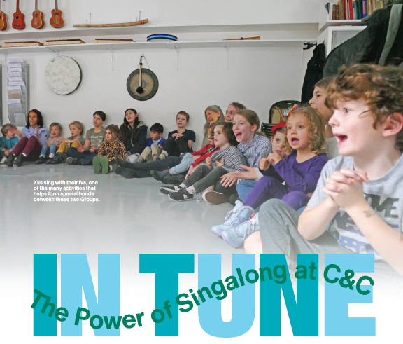 In Tune: The Power of Singalong at C&C