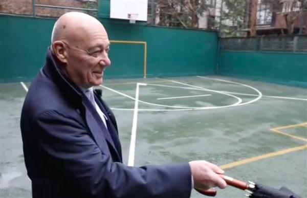 Journalist Vladimir Pozner '47 Visits C&C
